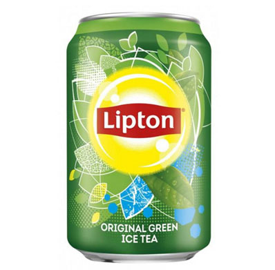 Lipton Ice Tea Green 330 ML Blik